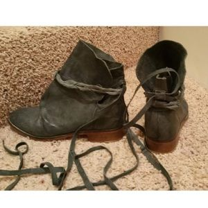 Free people boots sz 8.5